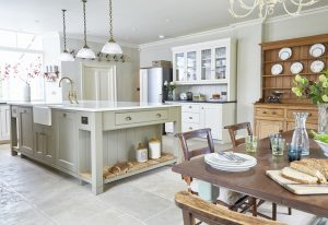 A proper farm house kitchen