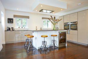 Modern kitchen design and installation