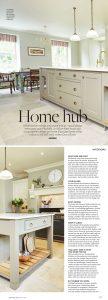 DEVON LIFE Summer Kitchen design article