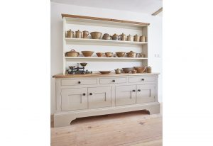 Handmade freestanding kitchen furniture
