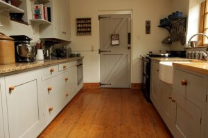 The other end of the original Barnes kitchen from 2003