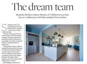 Kitchen Dreams Barnes of Ashburton