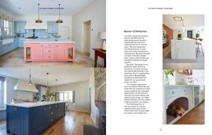 Devon Homes Show Case a barnes Kitchen