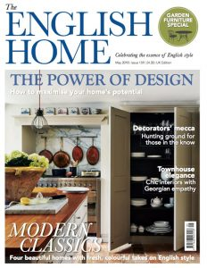 English Home Magasine featuring Barnes of Ashburton kitchens