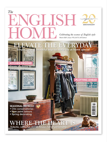 English Home Magasine March 2021