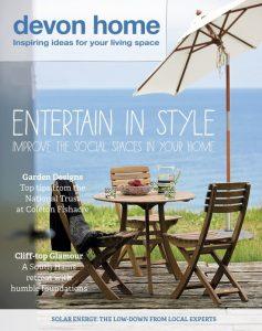 Devon Home Magazine features Barnes Design Services