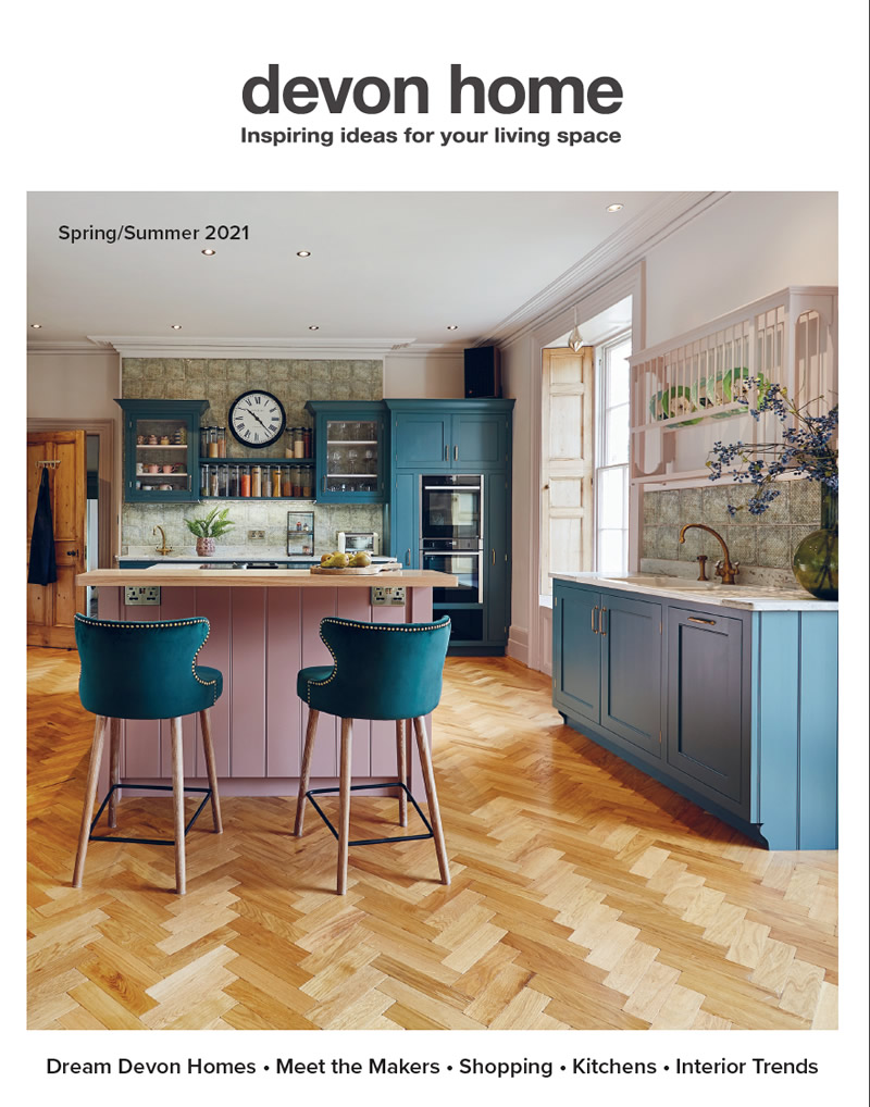 Devon Home Magazine looks at Barbes of Ashburton design services